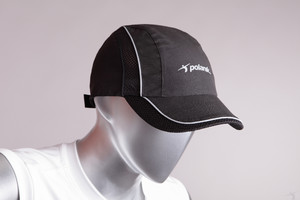 CD/004 Coolmax cap, black