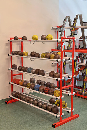 SR14-SM (shot put warehouse rack)