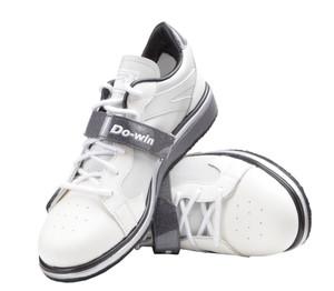 J1038N (weightlifting shoes, white-grey)