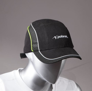 CD/005 Coolmax cap, black - green