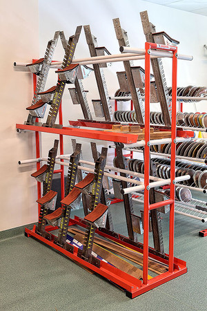 BR14-SM (starting blocks warehouse rack)