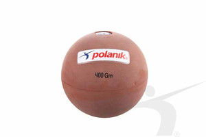 JRB-0,4 (rubber javelin ball 400g)