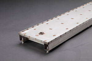 PBN14-S0250 (stainless steel cover with edges for competition take-off boards)