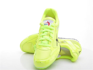 P2107DP (Sprint spikes, fluorescent yellow)
