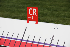 CR17-S283 (Competition record marker for aluminium distance indicator)