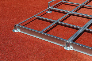 NZ14-SW6x4 (safety guards for modular platform)