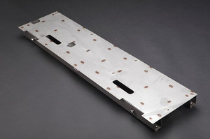 S-0250-000-16-00-00 (stainless steel base board, 34 cm wide)