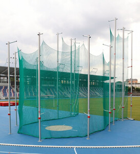 KLM-7/10-A (competition safety cage for hammer throw)