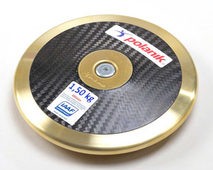 CCD17-1,5 (Carbon Premium Line Discus with central plate)