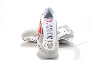 5401-02 (fencing shoes, grey-white)