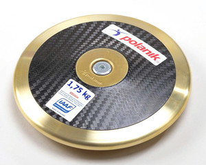 CCD17-1,75 (Carbon Premium Line Discus with central plate)