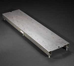 PBN-S0250 (stainless steel cover for competition take-off boards)