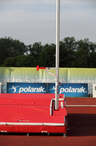 STT15-65F (competition foldable pole vault stand Polanik Professional)