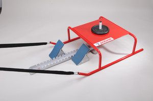 SAN16-S0504 (training sled with waist belt for a start from starting blocks)