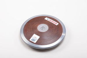 HPD17-1,25 (Competition hard plywood discus with central plate)