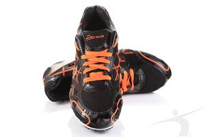 P5605B (long and middle distances spikes, orange-black)