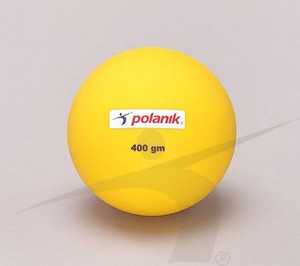 PES-400 (elementry shot put 400g)
