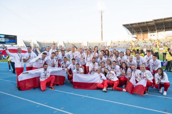 Poland won European Athletics Team Championships! We could